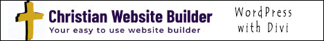 Christian Website Builder