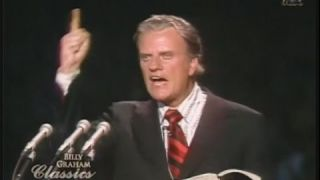 Billy Graham - Who is Jesus? - Chicago 1971