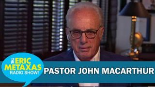 Pastor John MacArthur On Why He & His Congregation Have Stepped Around Gov. Newsom's Covid Order