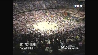 Billy Graham - The prodigal son - Meadowlands NJ 1991 - YouTube