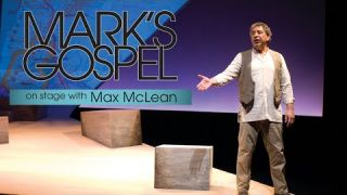 Mark's Gospel: On Stage with Max McLean - Full Movie | Max McLean