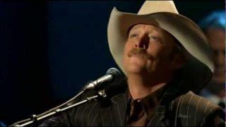 "Alan Jackson - ""The Old Rugged Cross""  ((Live))"