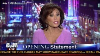 Benghazi: Judge Pirro Calls for Impeachment of Barack Obama
