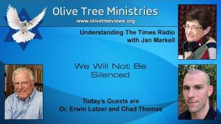 We Will Not Be Silenced – Dr. Erwin Lutzer and Chad Thomas