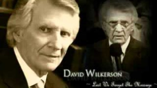 A Powerful Warning - Lest We Forget The Message by David Wilkerson