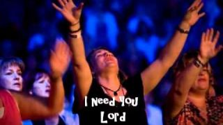 I Need You More - Kim Walker, Jesus Culture