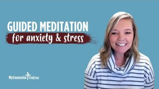 Guided Meditation for Anxiety and Stress