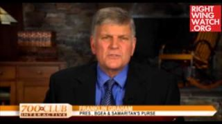 RWW News: Franklin Graham: Muslims Running The White House