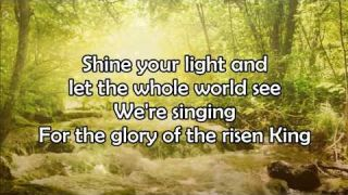Mighty To Save - Lyric Video HD