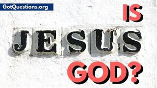 Is Jesus God | Did Jesus Claim to be God | GotQuestions.org
