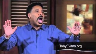 Dr. Tony Evans, One Nation Under God