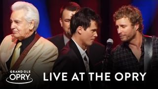 "Old Crow Medicine Show & Friends - ""Will The Circle Be Unbroken/I Saw The Light"" 